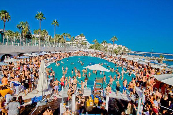 Costa del Sol_party